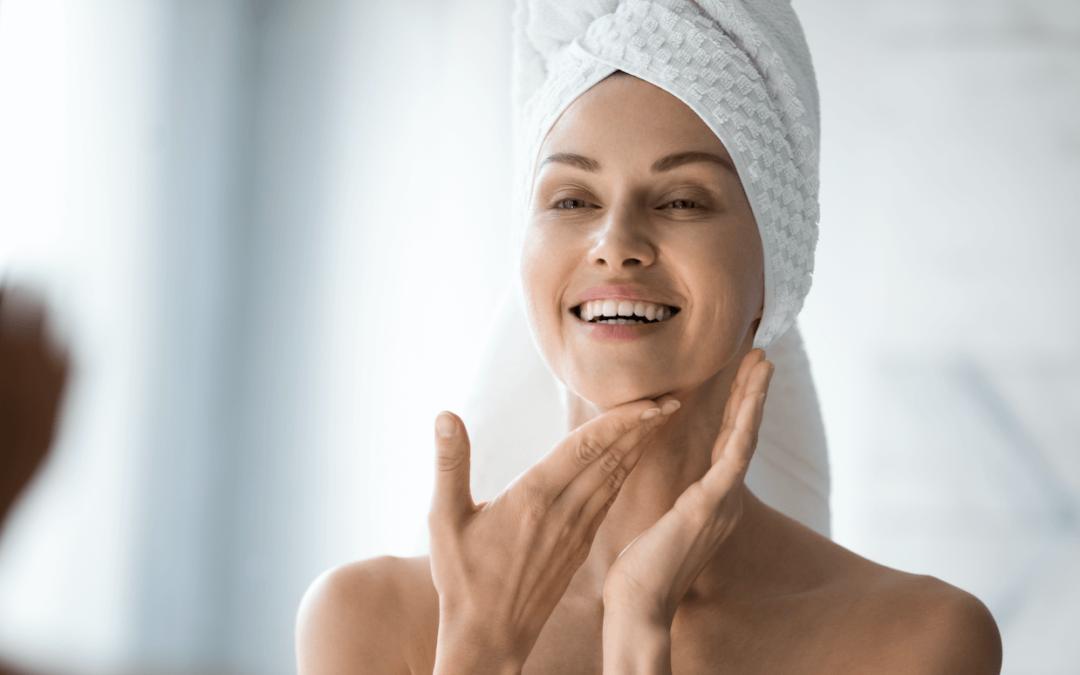 Massage du visage antirides Ostium Cosmétiques